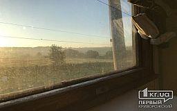 Дополнительный поезд Киев-Кривой Рог Укрзалізниця запустила на пасхальные и майские выходные