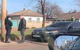 Замначальника охраны криворожского КП не сопротивлялся проверке в ПНД при очередном задержании