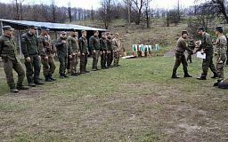 Криворізькі нацгвардійці здобули перемогу на змаганнях зі стрільби