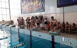 Криворожские спасатели одержали победу на областных соревнованиях по полиатлону