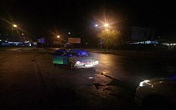 ДТП в Кривом Роге напротив тысячки, где годами просят установить светофор