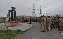 У Дніпрі співробітники СБУ вшанували пам'ять загиблих Героїв