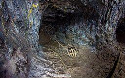 Уникальные дореволюционные артефакты подняли из шахты криворожские экстремалы