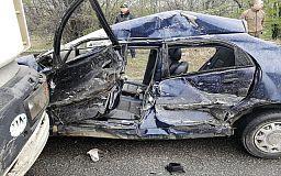 Криворожские полицейские открыли уголовное дело по факту ДТП, во время которого пострадали ребенок и женщина