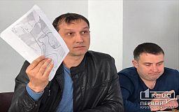 Криворожский чиновник ничего не знает о затопленном мосте на реке Саксагань