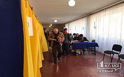 Явка избирателей во всех криворожских ОИК превысила 50% по состоянию на 15:00