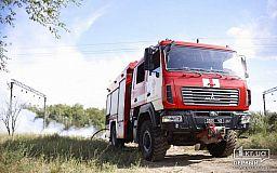 На прошедшей неделе в Кривом Роге случилось более 20 пожаров