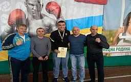 Криворожские боксеры завоевали золото на чемпионате Днепропетровской области