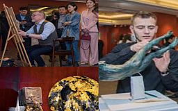 Роботи криворізького художника презентували у Шанхайському музеї