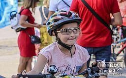 Более сотни маленьких криворожан участвуют в велогонке «Чудернацькі перегони»
