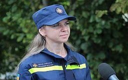 Криворожские пожарные участвуют в имиджевом фотоконкурсе