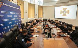 Криворіжці взяли участь у зустрічі з делегацією МНС Китайської народної республіки