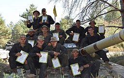 Криворізьку 17 танкову бригаду визнали найкращою у Збройних силах України