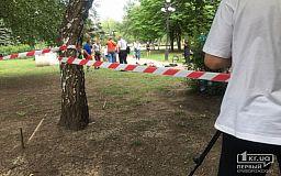 Суд рассмотрит дело криворожанина, подозреваемого в убийстве мужчины в парке напротив исполкома горсовета