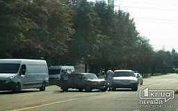 В результате ДТП в Терновском районе Кривого Рога никто не пострадал