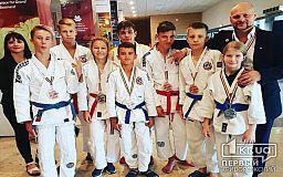 В первый день соревнований на кубке Мира по джиу-джитсу криворожские спортсмены завоевали медали