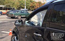 Во время ДТП в Кривом Роге пострадала девушка