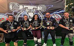 Криворожанка завоевала Кубок Украины по богатырскому многоборью