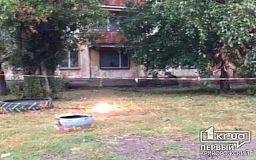 В Кривом Роге третий месяц после бури на земле лежит «обесточенный» провод