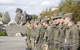 Військовослужбовці Криворізької бригади Нацгвардії отримали сертифікати курсів з питань забезпечення публічного порядку та безпеки
