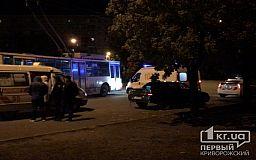 На 129 квартале в Кривом Роге неизвестные напали на двоих мужчин