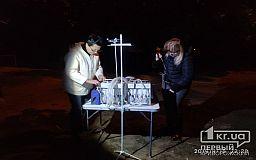 В нескольких микрорайонах Кривого Рога проверяли качество воздуха