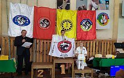 Криворожские спортсмены заняли призовые места на чемпионате области по джиу-джитсу