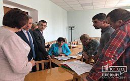 Криворожские депутаты обеспокоены судьбой садика, который находится в зоне горных разработок