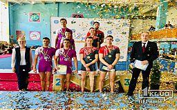 Акробаты из Кривого Рога завоевали золото и серебро на чемпионате Украины