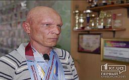 Вице-чемпион Мира по армлифтингу из Кривого Рога готовится к соревнованиям на самодельных тренажерах