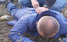 В Кривом Роге задержали подозреваемого в кражах с дачных участков