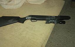 Житель Днепра стрелял по соседям из ружья