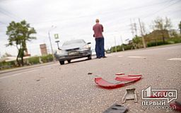 ДТП в Кривом Роге: столкнулись две машины марки Opel