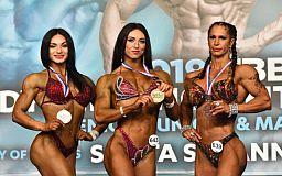 Криворожанка стала вице-чемпионкой на соревнованиях в Европе по фитнесу и бодибилдингу