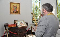 Співробітники СБУ у Дніпропетровській області вшанували пам'ять загиблих у АТО колег