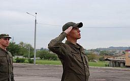 Пам'ять загиблого у бою за Лисичанськ командира Радієвського нацгвардійці вшанували у день його народження