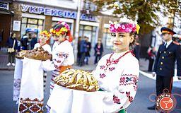 В Кривом Роге начался сезон уличных фестивалей