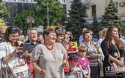 Большинство опрошенных криворожан посещают городские фестивали