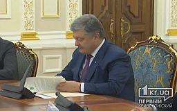 Петро Порошенко підписав Закон про забезпечення функціонування української мови як державної