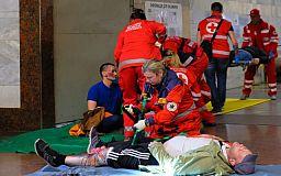 Теракт в метро и бунт в тюрьме, - в Днепре состоялись учения по территориальной обороне