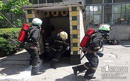 Криворожские пожарные завоевали серебро на чемпионате среди спасателей