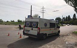 Скончалась криворожанка, которая попала под колеса Daewoo Lanos
