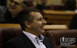 В Кривом Роге депутат Смалий подал встречное заявление о нанесении легких телесных повреждений