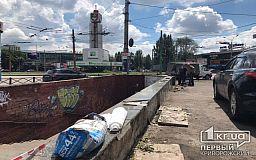 В Кривом Роге начали частичный ремонт подземки на 95 квартале