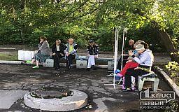 ОНЛАЙН Из онкодиспансера в Кривом Роге эвакуируют пациентов, которые могут ходить самостоятельно