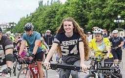 Онлайн: взрослые и дети приехали на масштабный Велодень 2019 в Кривом Роге ОБНОВЛЕНО