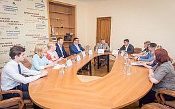 Метинвест ежегодно будет инвестировать в профессиональное развитие криворожских студентов 3,5 миллиона гривен