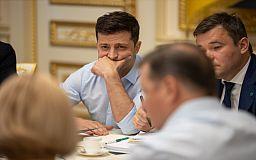 Владимир Зеленский зарегистрировал законопроект об импичменте Президента Украины (текст документа)