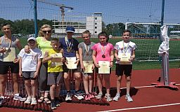 Легкоатлеты из Кривого Рога стали призерами областного чемпионата