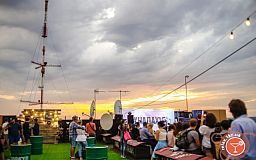 В первые выходные лета криворожан ждут джаз-вечеринка на крыше и BMW party